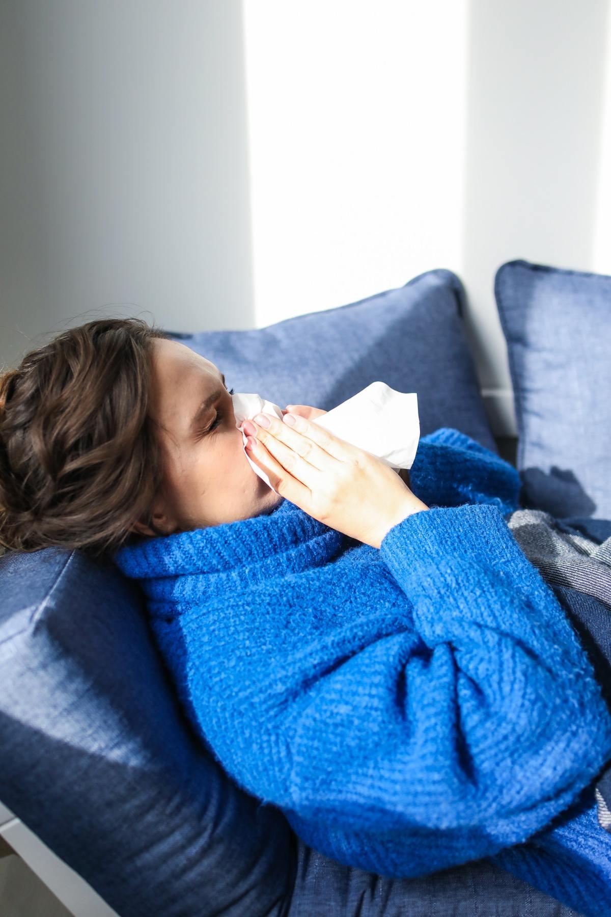 д-р Марија Јованоска: Настинка, грип и нивни разлики-Грип