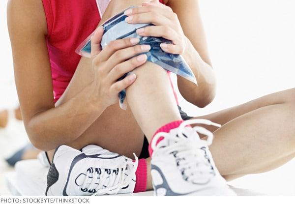 Како да се справите со воспалени мускули