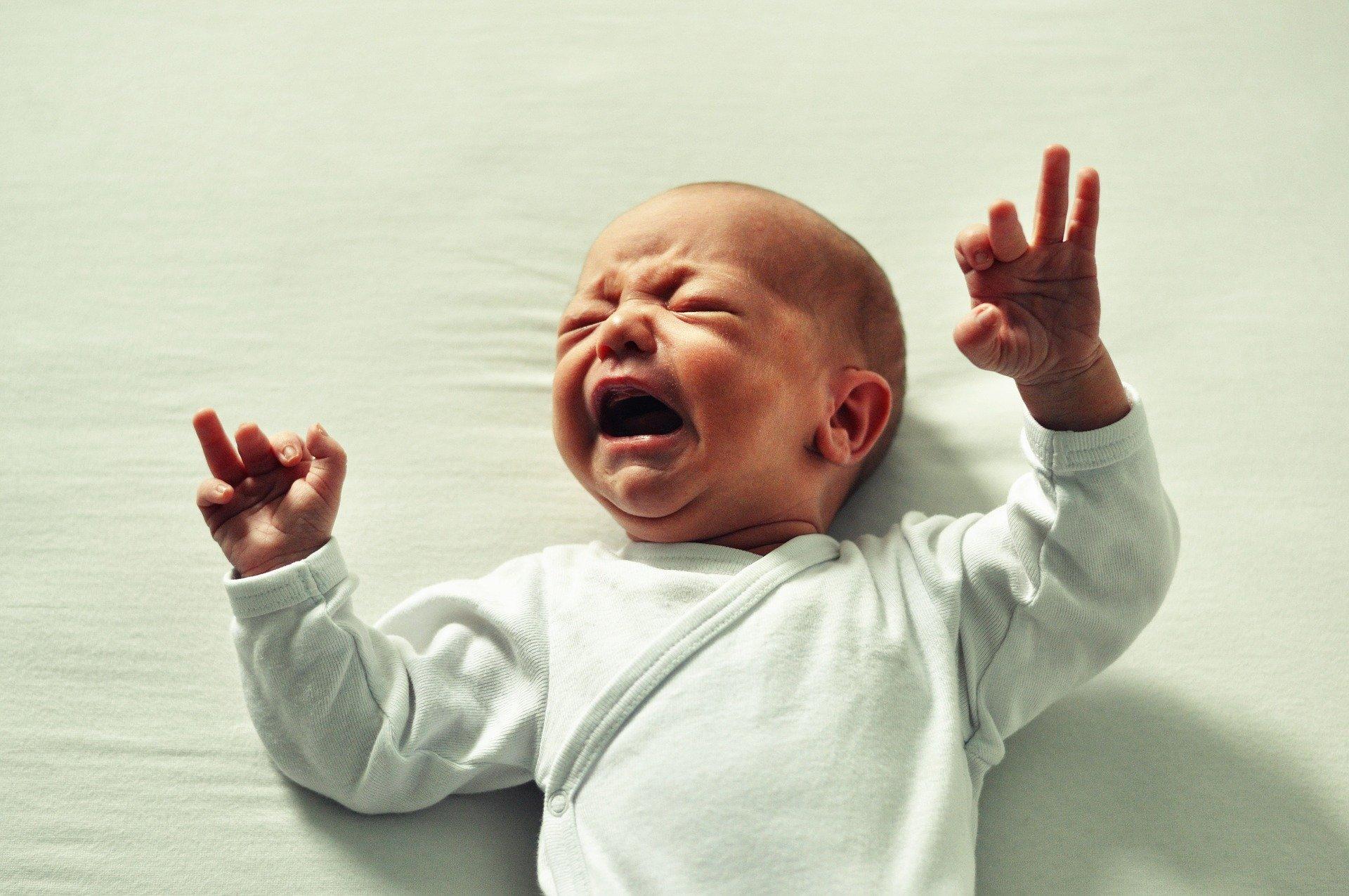 Ставете крај на бебешките грчеви и непроспиените ноќи